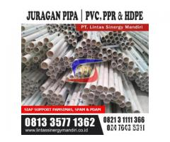 Supplier Pipa PVC Mojokerto