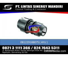 JUAL FITTING HDPE COMPRESSION