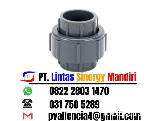 Union Socket AW PVC Ukuran 1/2