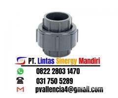 "Union Socket AW PVC Ukuran 1/2"" - 1 1/2"""