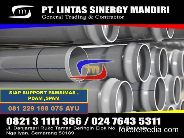 JUAL PIPA PVC SNI SIAP SUPPORT PENGIRIMAN SELURUH INDONESIA
