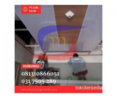 JASA PEMASANGAN PLAVON PVC FREE KONSULTASI