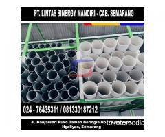 Distributor Pipa PVC Rucika - Ngaliytan, Semarang