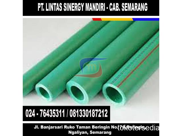 Distributor Pipa PPR Rucika - Ngaliyan Semarang