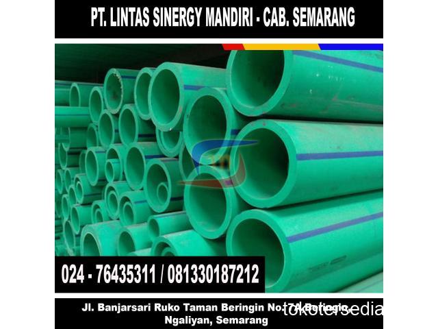 Distributor Pipa PPR Rucika - Genuk, Semarang