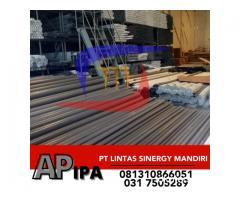 READY STOCK [IPA PVC MASPION ABU PANJANG 4 METER