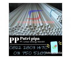 Promo Pipa PVC Termurah Surabaya