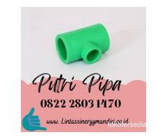 Reducer Tee PPR Ready Stock Ratusan Pcs
