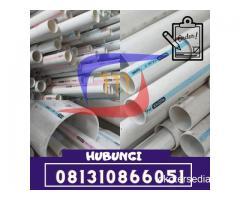 SUPLAYER PIPA PVC RUCIKA KLAS AW DAN D Hubungi 081310866051