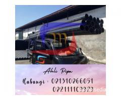 SIAP KIRIM PIPA HDPE PANJANG 6 METER Hubungi 081310866051