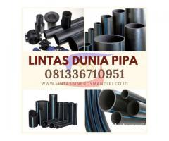 READY PIPA HDPE LENGKAP DENGAN AKSESORISNYA Hubungi 081336710951