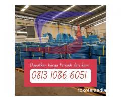 READY STOCK BANYAK PIPA HDPE/PE PANJANG 100 METER Hubungi 081310866051