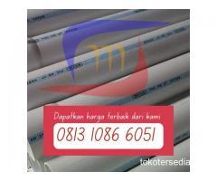 READY STOCK PIPA PVC RUCIKA KLAS AW DAN D PANJANG 4 METER Hubungi 081310866051