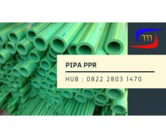 Supplier Pipa PPR Murah Hubungi 082228031470