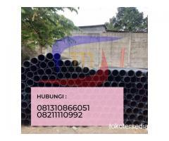 DISTRIBUTOR PIPA HDPE PANJANG 6 METER Hubungi 081310866051