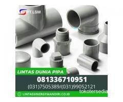 READY FITTING PVC LENGKAP DAN MURAH Hubungi 081336710951