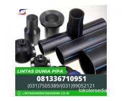 READY FITTING HDPE LENGKAP DAN MURAH Hubungi 081336710951