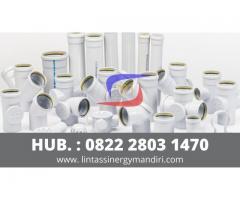 SAMBUNGAN PVC RUBBER RING JOINT TERLENGKAP DAN TERMURAH HUBUNGI 082228031470