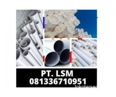 DISTRIBUTOR RESMI PIPA PVC LENGKAP DAN MURAH Hubungi 081336710951