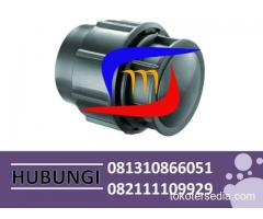 END CAP HDPE COMPRESSION JOINT MURAH ECER HUBUNGI 081310866051