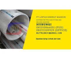 DISTRIBUTOR PIPA PVC RUCIKA MURAH PANJANG 4 METER hubungi 081310866051