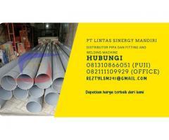 DISTRIBUTOR PIPA PVC TRILIUN PANJANG 4 METER DAN 6 METER hubungi 081310866051