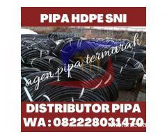AGEN PIPA HDPE ROLL READY  RATUSAN ROLL HUBUNGI 082228031470